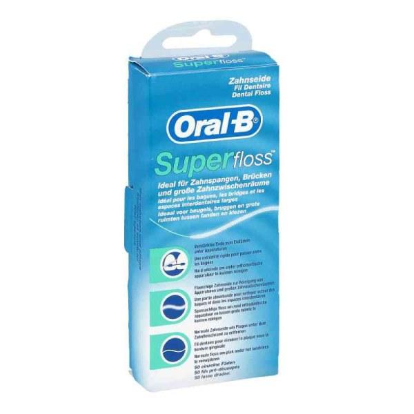 Oral欧乐B舒适护理牙线
