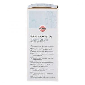 德国Pari 帕瑞 Montesol 鼻腔冲洗液 (250 ml)