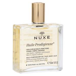 法国Nuxe欧树Huile Prodigieuse多效滋养护理油 (50 ml)