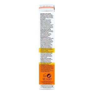 法国LaRochePosay 理肤泉防水防晒啫喱油性粉刺暗疮肌肤专用SPF50 50ml