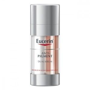 德国Eucerin 优色林美白淡斑双管精华液