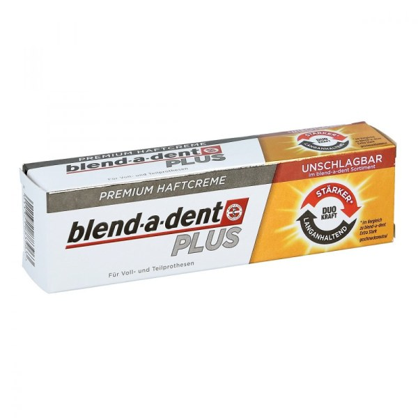 Blend A Dent Super 强力假牙稳固剂