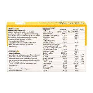 Macusan plus Tabletten