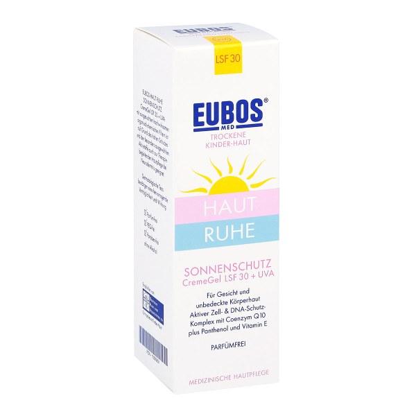 德国 Eubos 仪宝 儿童舒缓肌肤防晒霜
