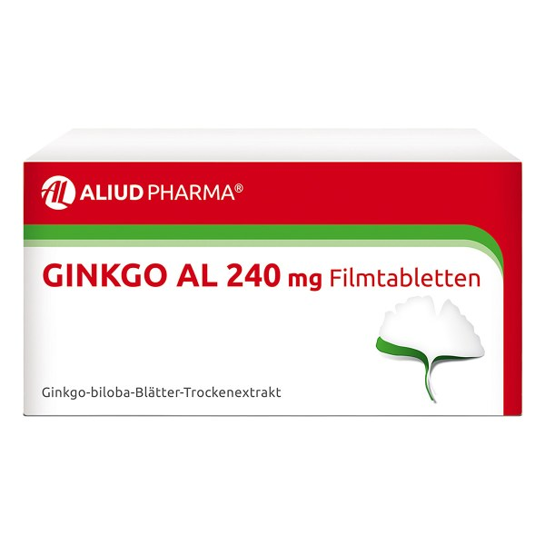 Ginkgo AL 240mg