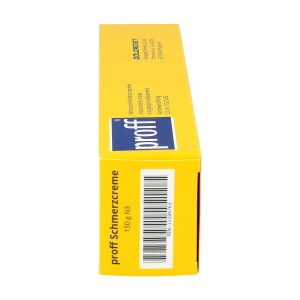 Proff Schmerzcreme 50mg/g