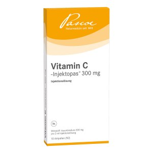 Vitamin C Injektopas 300 mg Injektionslösung