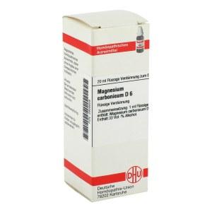 Magnesium Carbonicum D 6 Dilution