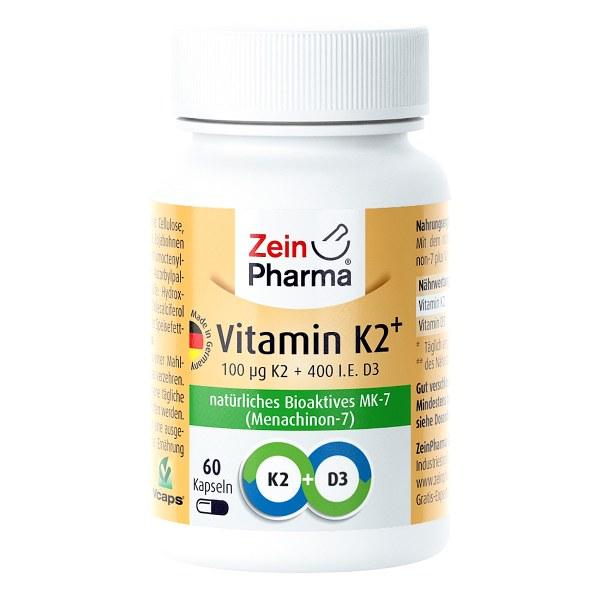 Vitamin K2 Menaq7 Kapseln