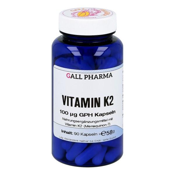 Vitamin K2 100 [my]g Gph Kapseln