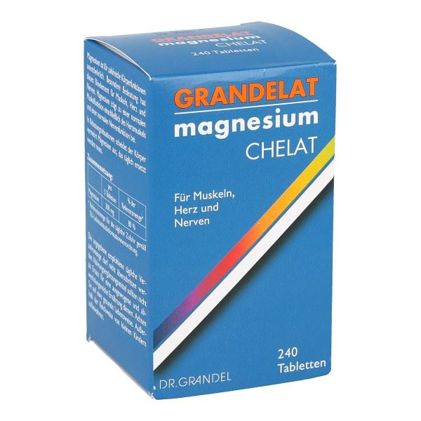Grandelat Mag 60 Magnesium Tabletten