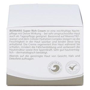 Biomaris super rich cream ohne Parfum