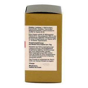 Vitamin B12 forte N Kapseln
