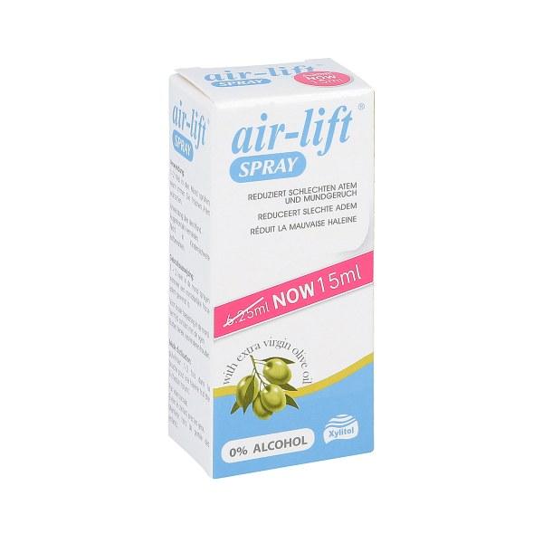 Air-lift Spray gegen Mundgeruch