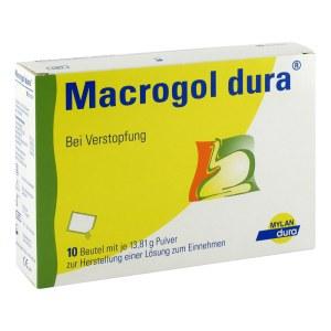 Macrogol dura Pulv.z.herst.e.lsg.z.einnehmen