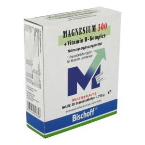 Magnesium Brausetabletten 300