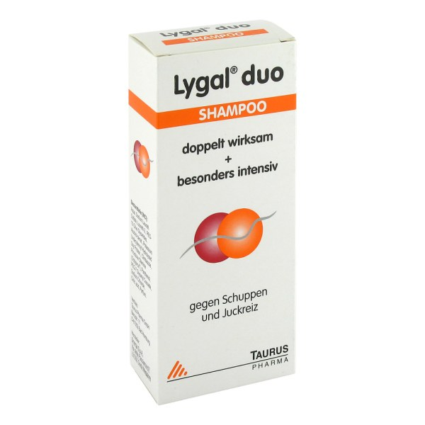 Lygal duo Shampoo