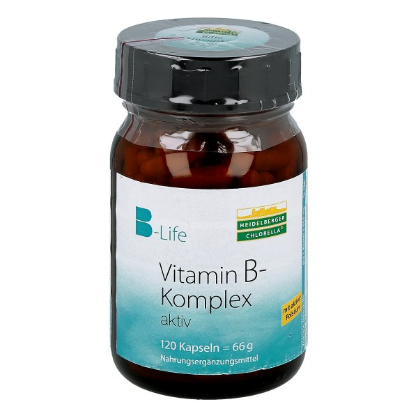 Vitamin B Komplex aktiv Kapseln
