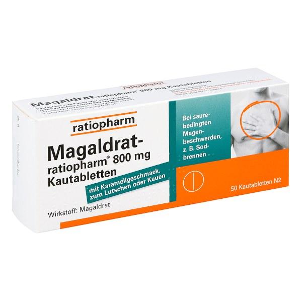 Magaldrat-ratiopharm 800mg