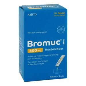 Bromuc akut 600mg Hustenlöser
