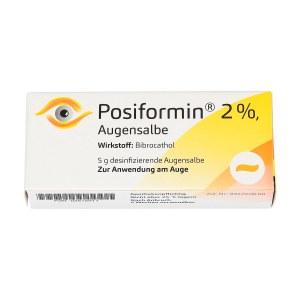 德国Posiformin 2% 眼膏 (5 g)