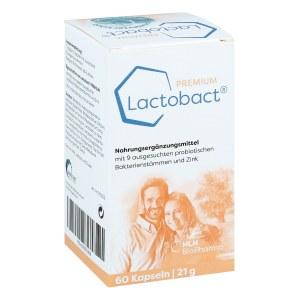 Lactobact Premium magensaftresistente Kapseln
