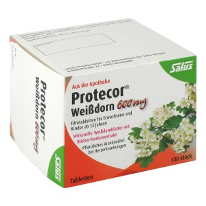 Protecor Weißdorn 600mg