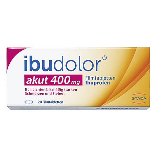 Ibudolor akut 400mg