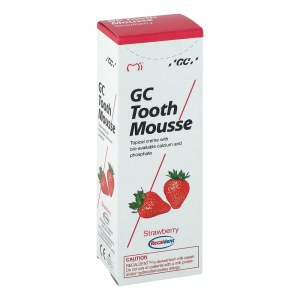 Gc Tooth Mousse Erdbeere