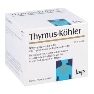 Thymus Köhler Kapseln