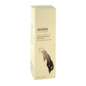 Ahava Dermud nourishing body cream
