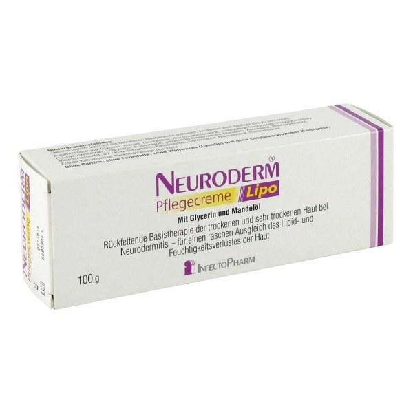 Neuroderm 湿疹膏神经性皮肤炎干性皮肤护理保湿霜无激素