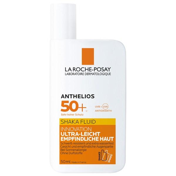 法国LaRoche-Posay 理肤泉防水防晒啫喱油性粉刺暗疮肌肤专用SPF50 50ml