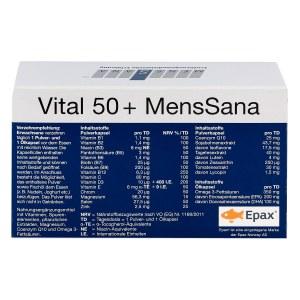 Vital 50+ Menssana Kapseln