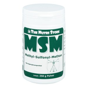 Msm 100% rein Methyl Sulfonyl Methan Pulver
