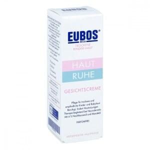 德国Eubos  仪宝儿童干燥敏感皮肤脸部保湿霜