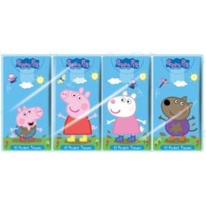 小猪佩奇 手帕纸 儿童柔纸巾 (8小包)