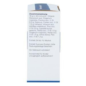Menodoron Dilution
