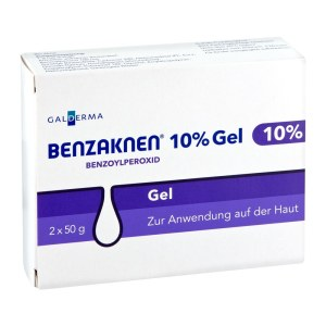Benzaknen 10%