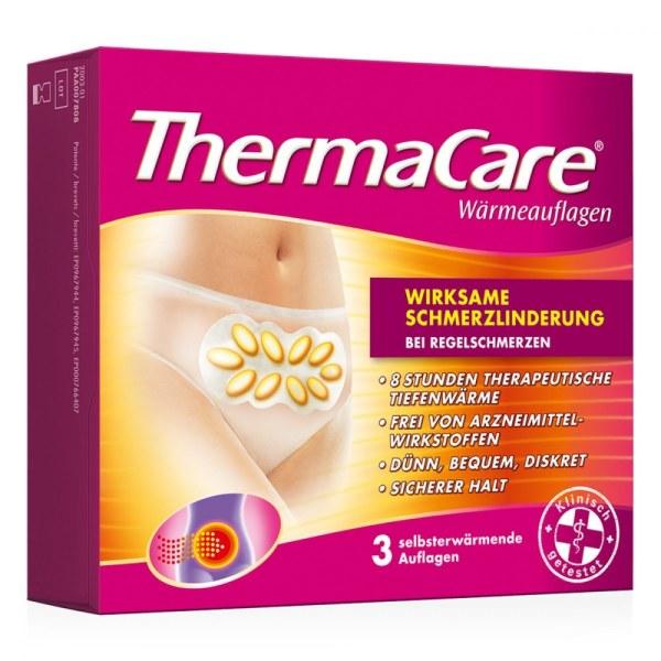 德国ThermaCare 女性经痛加热贴片