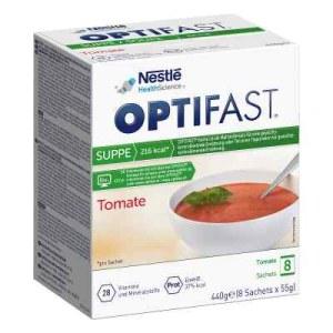 德国Optifast home 番茄汤粉 (8X55 g)