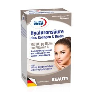 德国EuRho Vital欧维玻尿酸美容胶原蛋白