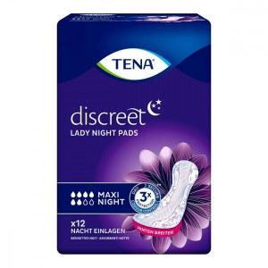 Tena Lady Discreet Einlagen maxi night (12 stk)