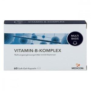 Vitamin-b-komplex Weichkapseln (60 stk)