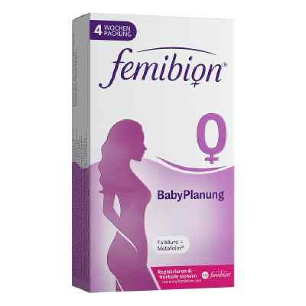 FEMIBION®伊维安® 0段 备孕期