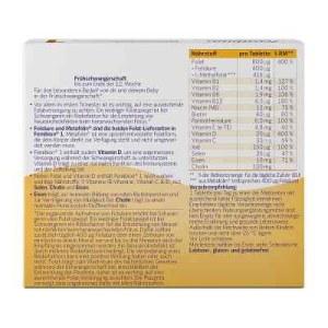 Femibion Schwangerschaft 1 D3+800 [my]g Folat Tabl
